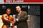 SPORTREVUE-Bericht über die FREY Classic 2014