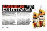 Die Presse berichtet: CARNISLIM für den Fettabbau
