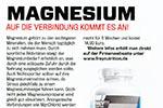 Flex berichtet über MAGNESIUM CITRAT