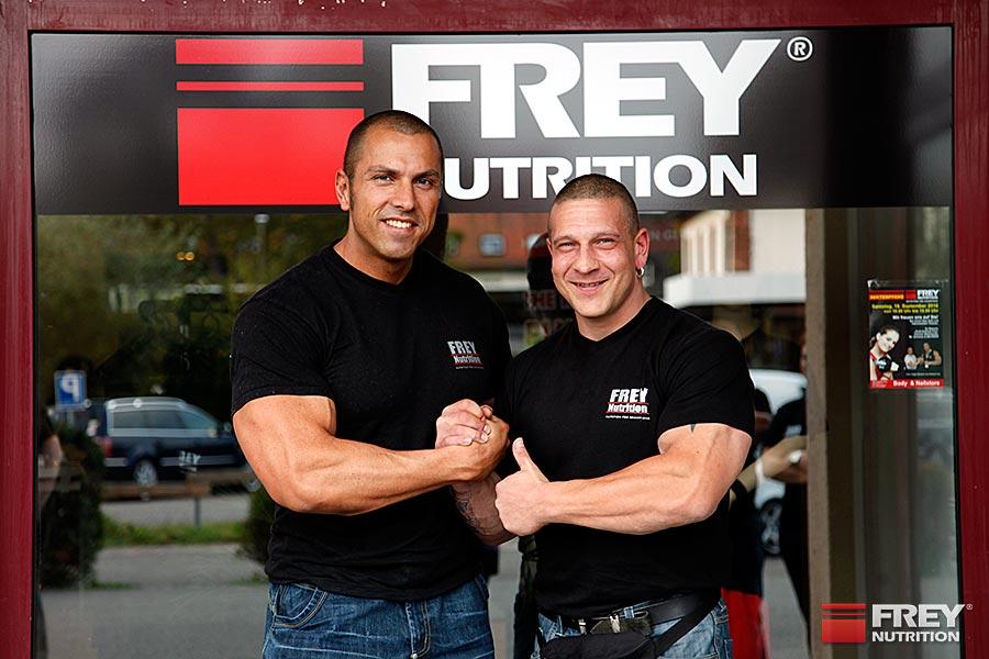Andreas Frey & Holger Romano