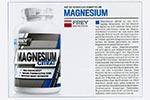 Magnesium - Auf die richtige Verbindung kommt es an!