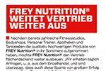 FREY Nutrition weitet Vertrieb weiter aus