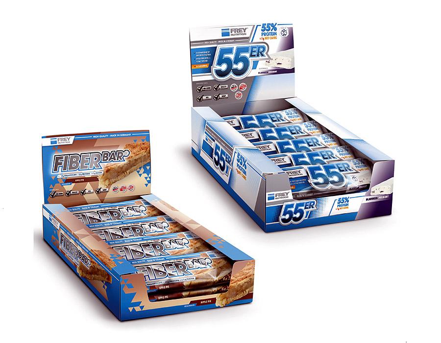 FREY Nutrition Proteinriegel