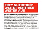 Muscle and Fitness berichtet über FREY Nutrition