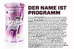 Der Name ist Programm: GET IN SHAPE