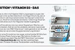 Vitamin D3 - Das Wundervitamin