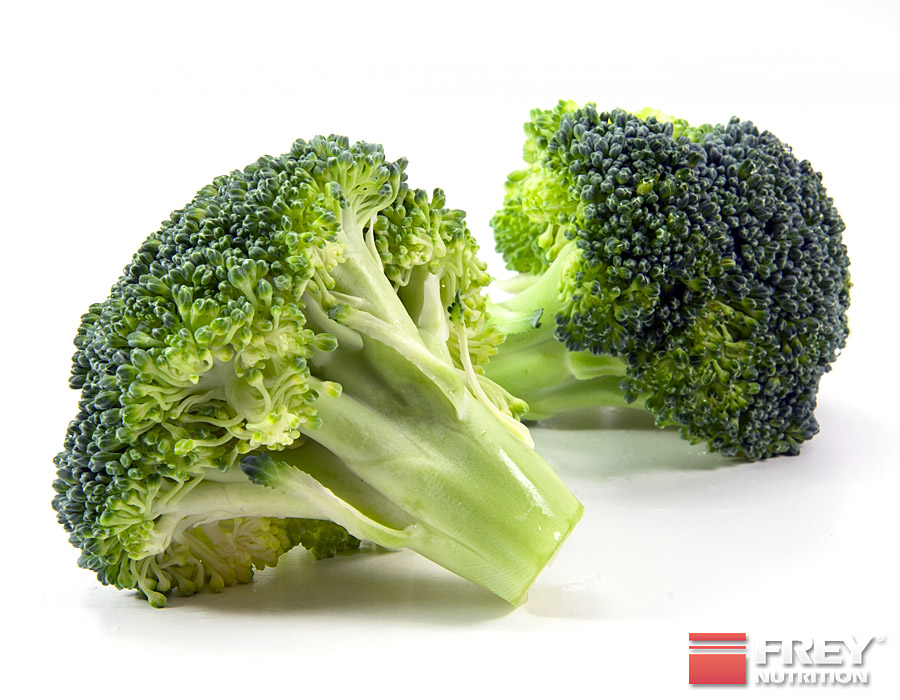Brokkoli ist reich an Chrom