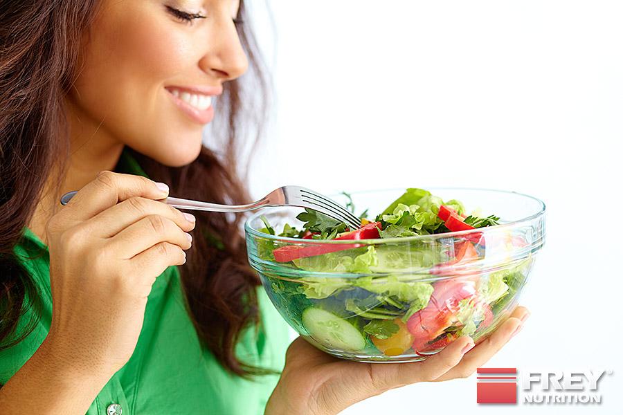 Fettlösliche Vitamine sind auf die Fettzufuhr angewiesen