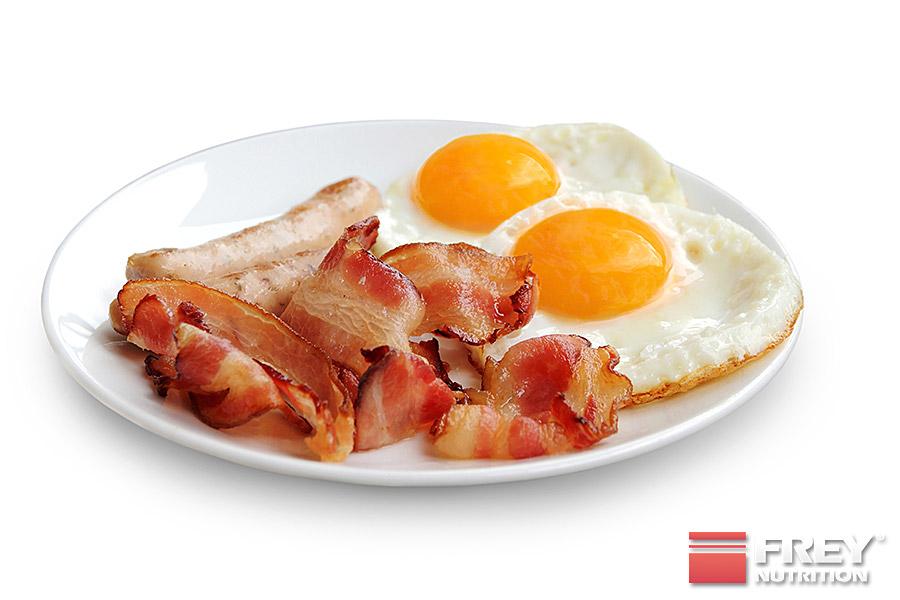 Gesättigte Fettsäuren sollten reduziert werden