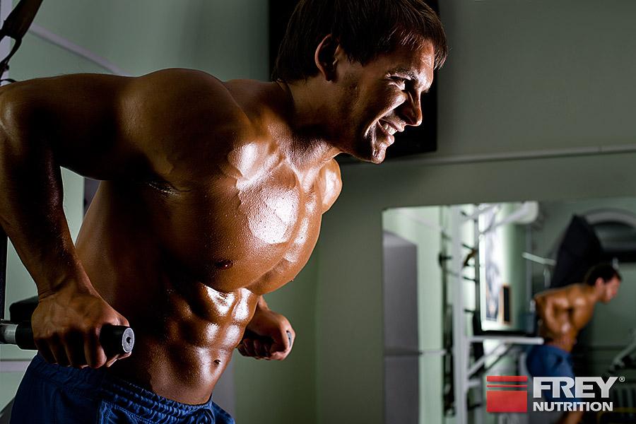Chrom - Muskelaufbau und Fettreduktion