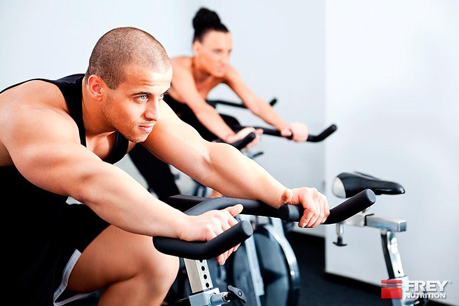 Nicht nur Ausdauertraining ist für den Fettabbau wichtig