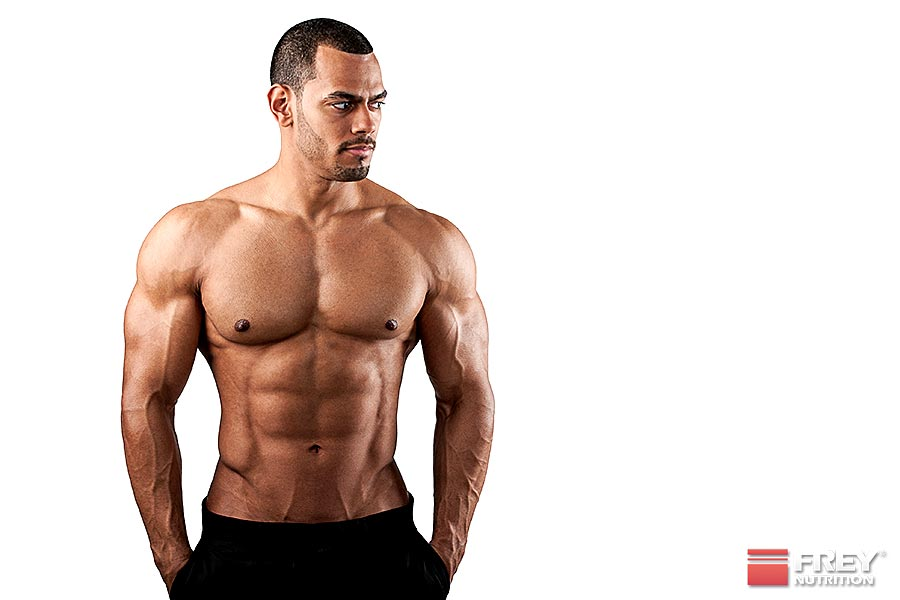 Besonders Muskeln benötigen viel Magnesium