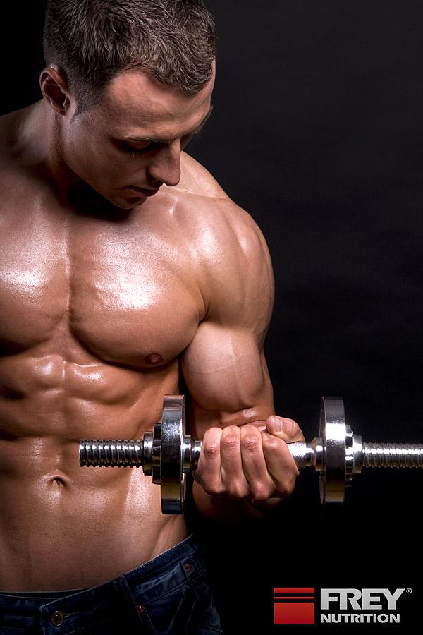 In einer Diät ist der Muskelerhalt entscheidend