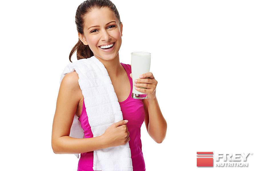 Studie: Milch gegen Übergewicht