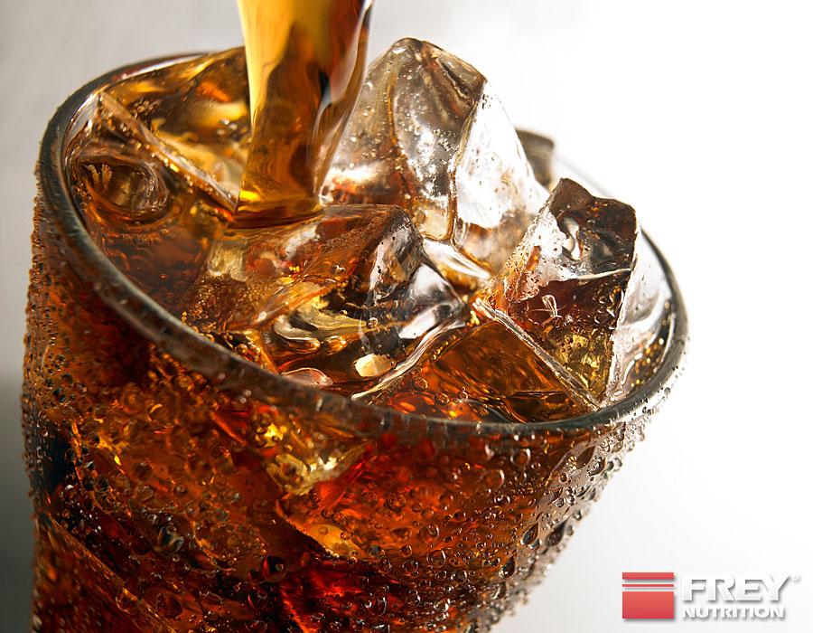Soft Drinks verzögern die Flüssigkeitsaufnahme