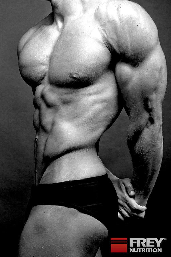 Creatin ist das Muskelaufbau-Supplement Nr. 1
