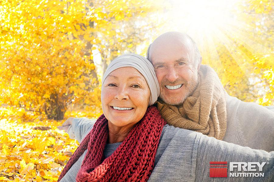 Krafttraining im Alter erhält Muskelmasse und Kraft