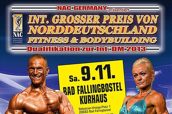Int. Norddeutsche Meisterschaft des NAC 2013