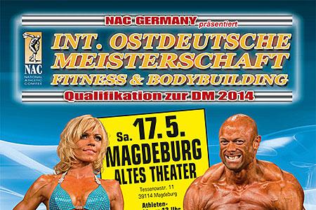 Int. Ostdeutsche Meisterschaft 2014