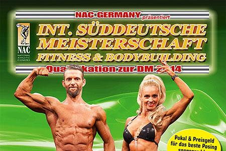 Int. Süddeutsche Meisterschaft 2014