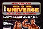 Ms. & Mr. Universe 2014