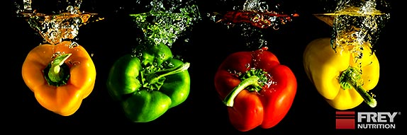 Obst und Gemüse - Nicht immer fettarm