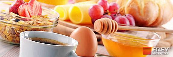 Ein Frühstück ist positiv für's Herz