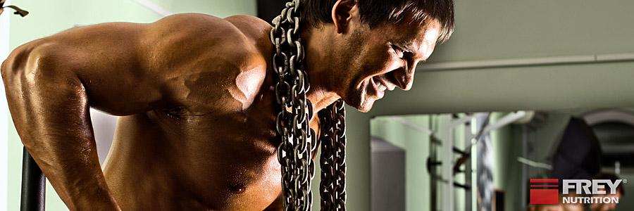 Muskelwachstum durch Creatin