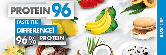 Protein / Eiweiss für den Muskelaufbau und die Diät