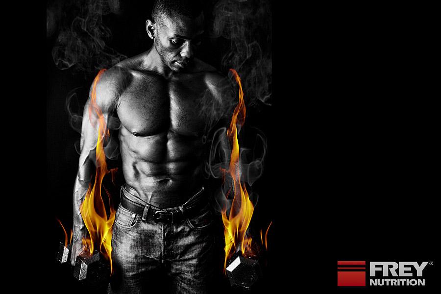 Mehr Muskeln verbrennen mehr Fett