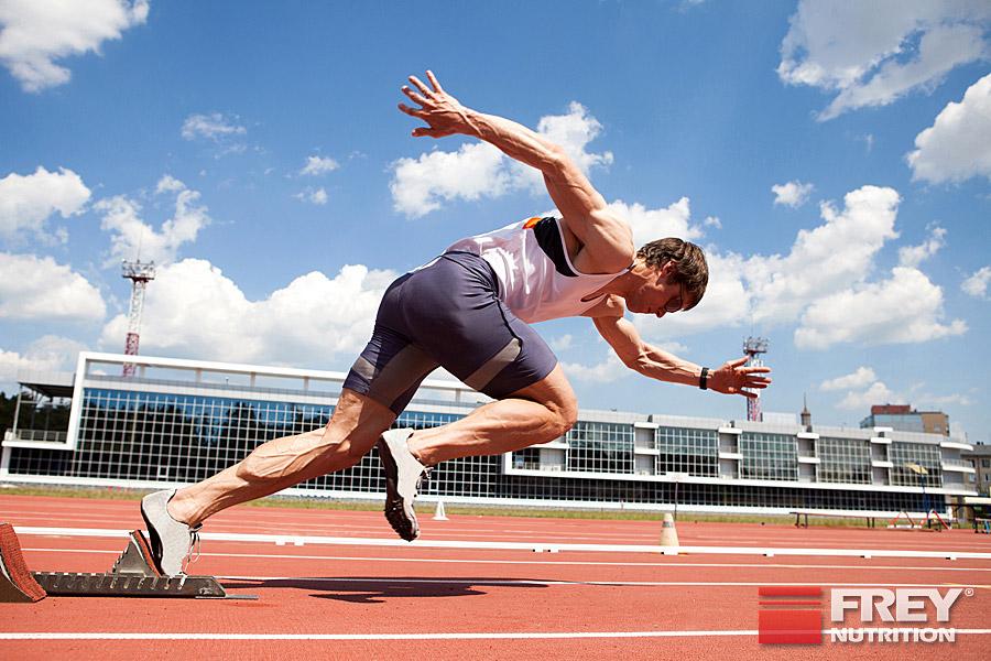 Für die Leichtathletik kann periodisieren sinnvoll sein