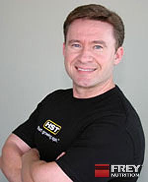 Brian Haycock entwickelte das HST