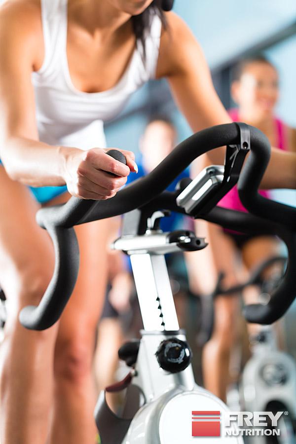 Stoffwechselsteigerung für einen verstärkten Fettabbau