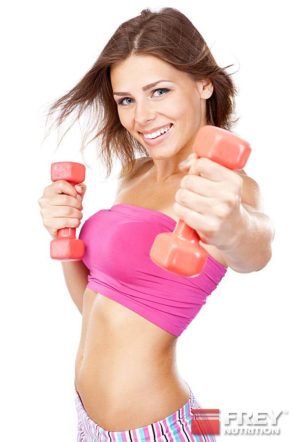 Krafttraining zur Erhöhung von Stoffwechsel und Fettabbau