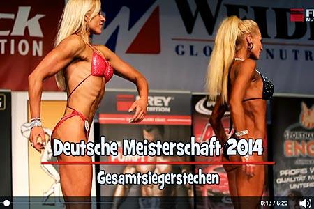 Deutsche Meisterschaft - Gesamtsiegerstechen