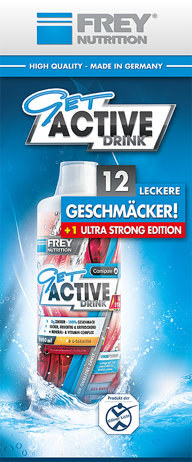 GET ACTIVE DRINK Roll-Up